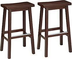 Brown - Barstools / Home Bar Furniture: Home & Kitchen - Amazon.com