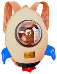 Купить <b>BRADEX Ранец детский</b> Ракета, бежевый по низкой цене ...
