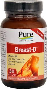 Купить Лаборатории чистой сущности <b>Breast</b>-<b>D</b> ™ - <b>30 капсул</b> ...