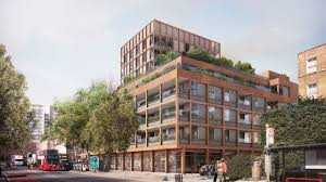 Hackney Road Development - Hawkins<b>Brown</b>
