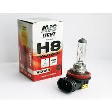 <b>Лампа</b> галогенная <b>AVS Vegas</b> H8.12V.35W (1 шт.) оптом от ...