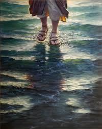 Resultado de imagem para Psalms 77:16-19