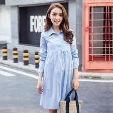 Pregnant women dress <b>summer Korean version of</b> short sleeved ...