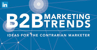 <b>2019</b> B2B Marketing <b>Trends</b>: Ideas For The Contrarian Marketer ...
