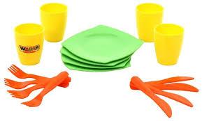 <b>Набор посуды Полесье столовый</b> на 4 персоны <b>40633</b> — купить ...