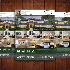 newly listed real estate property listing template real estate newly listed promo 21 2