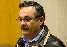 Ron Link of KM LNG addresses District of Kitimat Council on a building permit for the work camp. (Robin Rowland). District of Kitimat Council tonight (March ... - RonLink