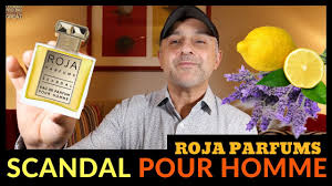 <b>Roja Parfums Scandal</b> Pour Homme Review + USA Full Bottle ...