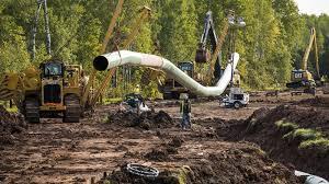 Minnesota's Line <b>3</b> oil pipeline proposal: The basics | MPR News