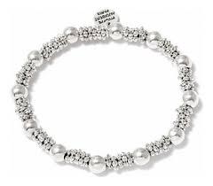 Купить <b>серебристый</b> браслет totem perles <b>Philippe Audibert</b>, цена ...
