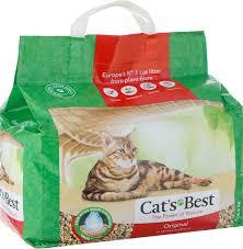 """<b>Наполнитель</b> древесный <b>Cat's Best</b> """"Original"""", комкующийся, 10 л ..."""