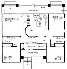 Detailed Two Bedroom Bungalow   W   nd Floor Master Suite    Floor Plan