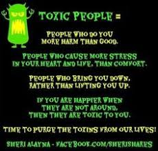 Toxic People Quotes on Pinterest | Confrontation Quotes, Toxic ... via Relatably.com
