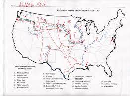 mr joyal s history blog lewis and clark s expedition above you will the answer key for the map from class that will help you visualize the great journey taken by lewis and clark as well as by zebulon