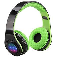 <b>Wireless</b> Bluetooth Headphones <b>Over Ear</b> LOBKIN <b>Foldable</b> ...