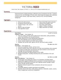 secretary resume example psychology resume samples