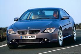 The BMW 6 series is one of the concept cars that led to industry-wide inspiration.