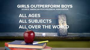 girls do better than boys in school at all ages and subjects girls do better than boys in school at all ages and subjects study finds nbc news