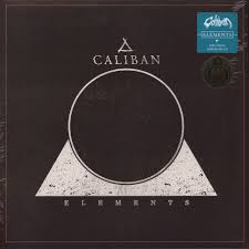 <b>Caliban</b> - <b>Elements</b> - <b>Vinyl</b> LP+CD - 2018 - EU - Original | HHV