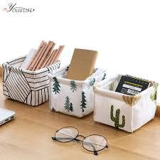 <b>OYOURLIFE 1pc Desktop Storage</b> Basket Stationery Toy Cosmetic ...