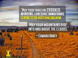 Edward Abbey Nature Quotes. QuotesGram via Relatably.com