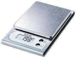 <b>Кухонные весы Beurer KS</b> 22 — купить по выгодной цене на ...
