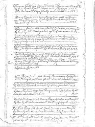 teaching american history in maryland documents for the description example of marriages recorded in a parish register