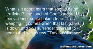 David Wilkerson quotes: top famous quotes and sayings from David ... via Relatably.com