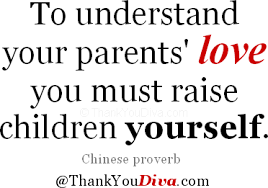 Thank You Quotes for Parents – Saying Thank You to Mom & Dad via Relatably.com