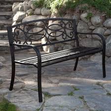 image of cast iron patio furniture antique black iron outdoor furniture