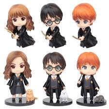 Брелок для ключей Young <b>Harry</b> 3D из ПВХ, игрушка <b>Draco Malfoy</b> ...