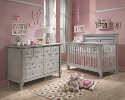 furniture set wooden baby crib baby cribs and furniture belmont  piece nursery set in stone grey