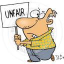 unfairness