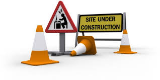 Image result for our site is currently under construction