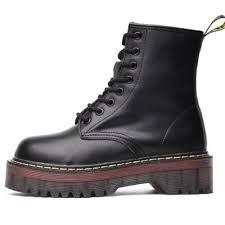 Autumn Winter Women <b>Shoes</b> Motorcycle <b>Boots</b> Vintage Martin ...