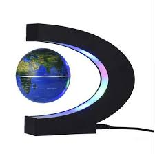2019 <b>C Shaped</b> Globe <b>Led Night Light</b> Table Atmosphere Night ...