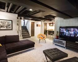 beautiful basement ideas basement home office design ideas