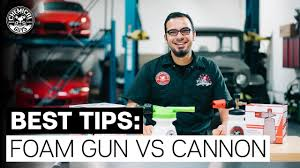 What's Better, A Foam Cannon or Foam Gun? - Chemical Guys ...