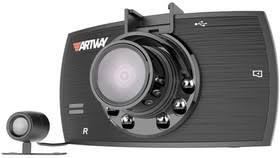 <b>Видеорегистратор Artway AV-520</b> черный 1080x1920 1080p 120гр.