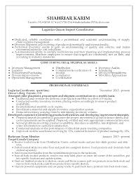 fresh graduate resume sample logistics manager resume summary logistics manager cv template example job description supply chain logistics job objective resume supply chain manager