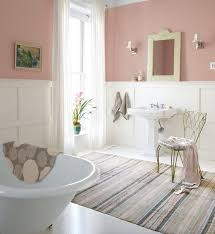 country bathroom colors:
