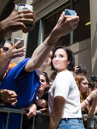 <b>Demi Lovato's</b> journey on the path of recovery