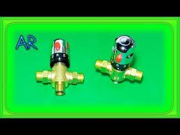 Термостатический <b>смеситель</b> - YouTube