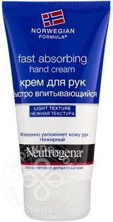 Купить <b>Крем для</b> рук Neutrogena Норвежская формула 75мл с ...