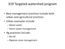 version a name date water pollutionlecture        soil and water conservation management