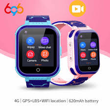 696 <b>A36E 4G Children</b> Smart Watch WIFI+GPS+ base station ...