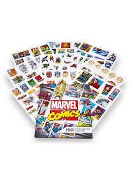 Стикерпак <b>Набор наклеек Марвел</b> Комикс, 150 шт Marvel ...