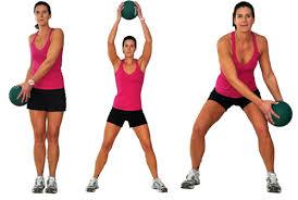 Image result for medicine ball twist side up side