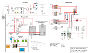 electric motorcycle wiring diagram  click the image for a pdf    electric motorcycle wiring diagram