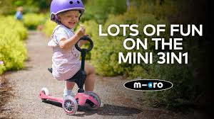 Lots of fun on the <b>3 in 1</b> Mini <b>Micro</b> - YouTube